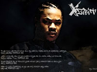Xzibit User Submitted Art - by DJ Zelo