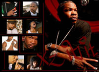 Xzibit User Submitted Art - by Anne