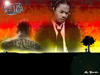 Xzibit User Submitted Art - by Leo