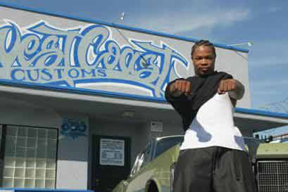 Nissan Of Alvin >> Pimp my Ride Tv Car Show and Game – Xzibit
