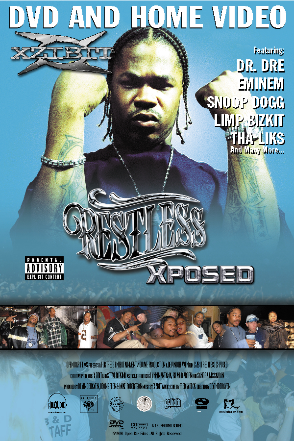 Xzibit Filmography and Xzibit Xposed DVD | Xzibit