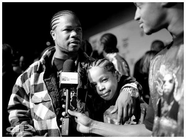 Xzibit and Son Tremayne