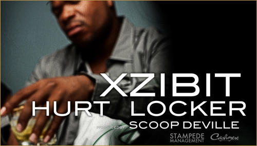 Brand new track from Xzibit,