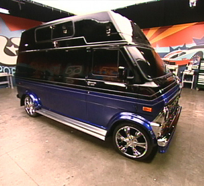 Pimp My Ride Season 6 Episode Guide With Pictures Xzibit