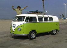 Ryan's Volkswagen Bus After Pimping