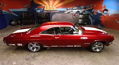 pimp my ride ep59 after Kristoffers Impala SS