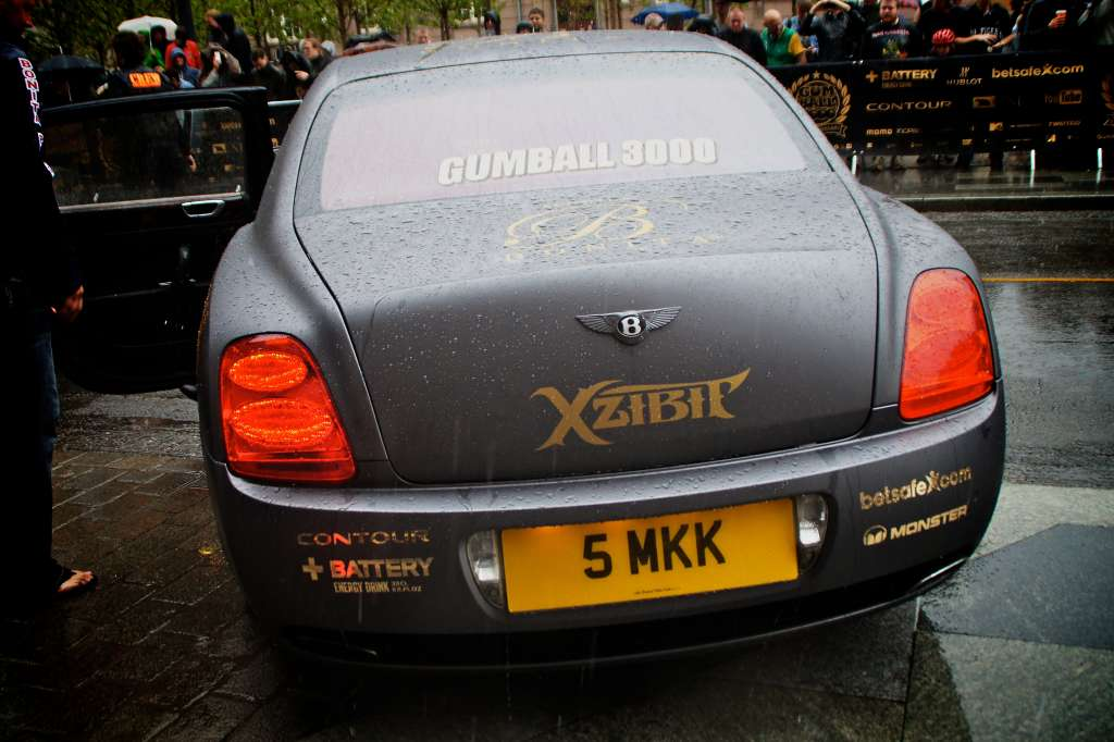 DSC08132 1024x682 Xzibit with the Bonita Bentley at the start of Gumball 3000 in Copenhagen   Part 2