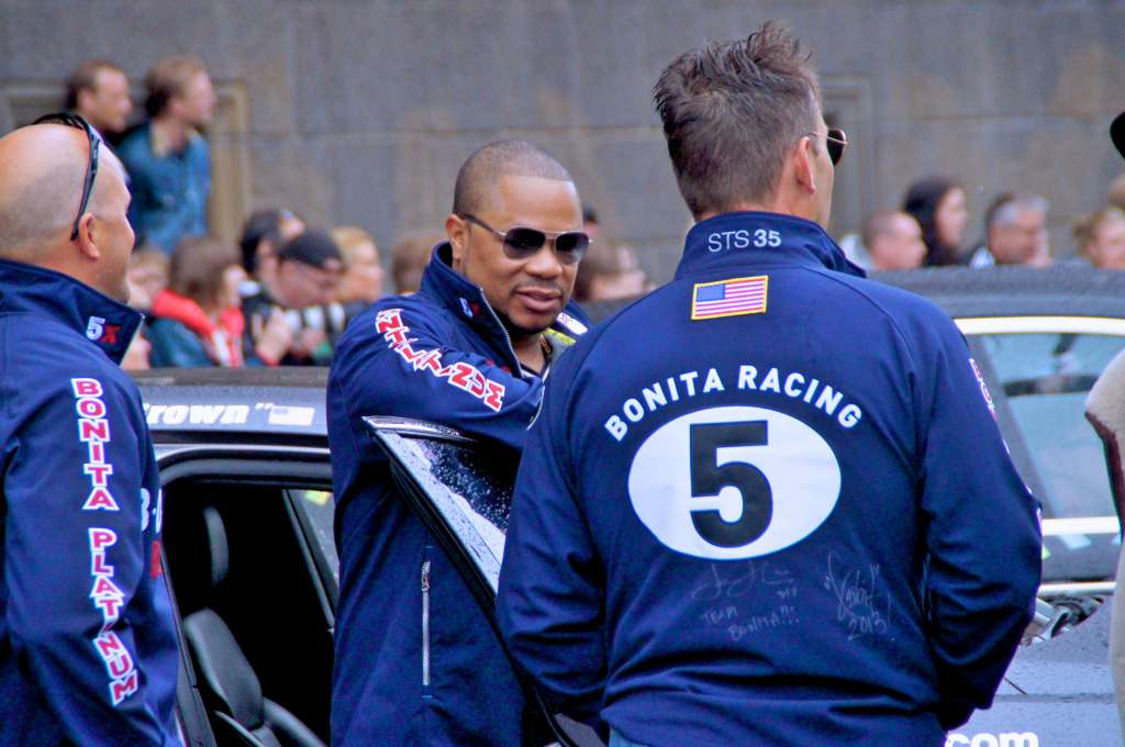 DSC08178 1024x680 Xzibit with the Bonita Bentley at the start of Gumball 3000 in Copenhagen   Part 2