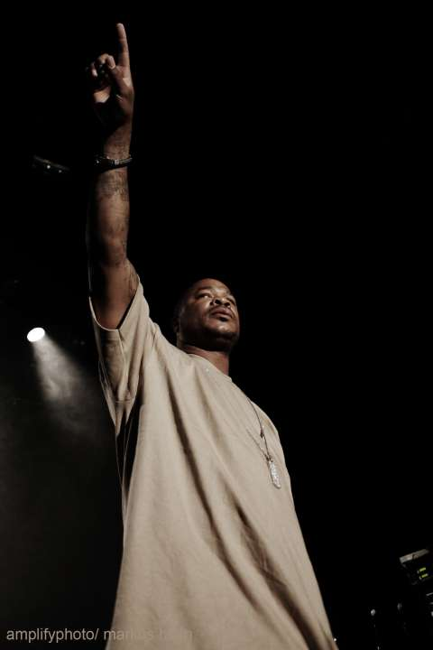 Xzibit show in Gothenburg, Sweden #3