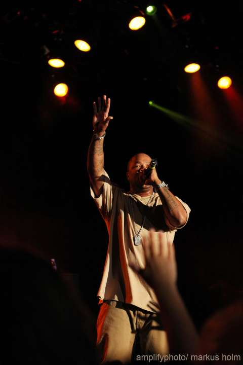Xzibit show in Gothenburg, Sweden #4