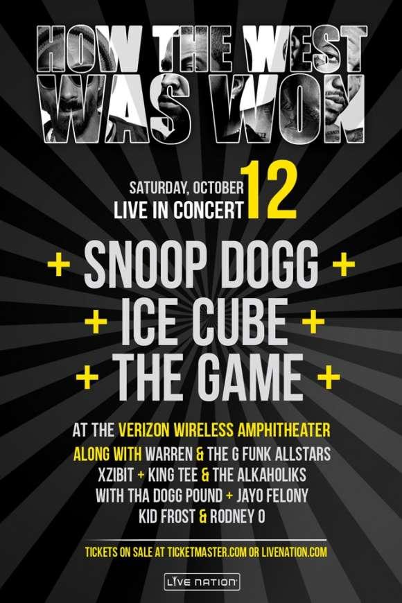 Snoop Xzibit How the West Was Won
