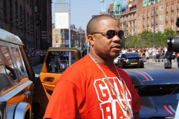 Xzibit at Copenhagen Gumball 3000