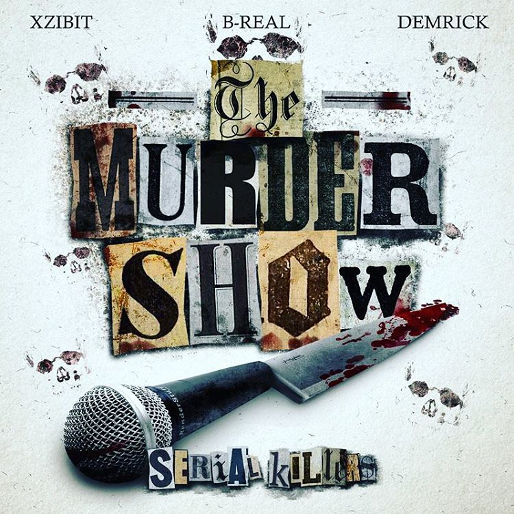 "Xzibit Announces Serial Killers Reunion With B-Real & Demrick For ""The Murder Show"""