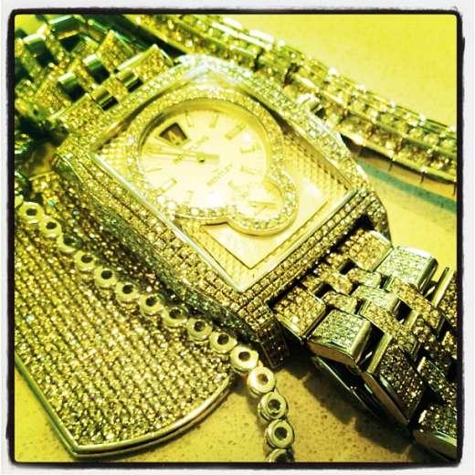 Xzibit's Jewellery