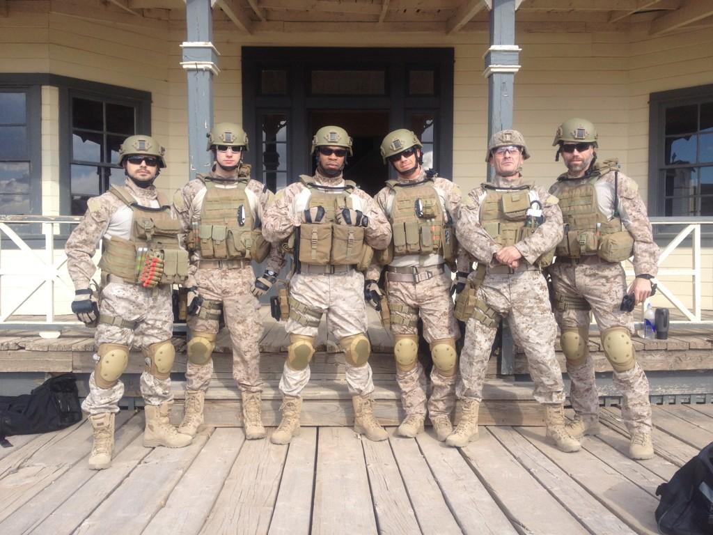 Code Name: Geronimo - Xzibit training with Navy SEALs