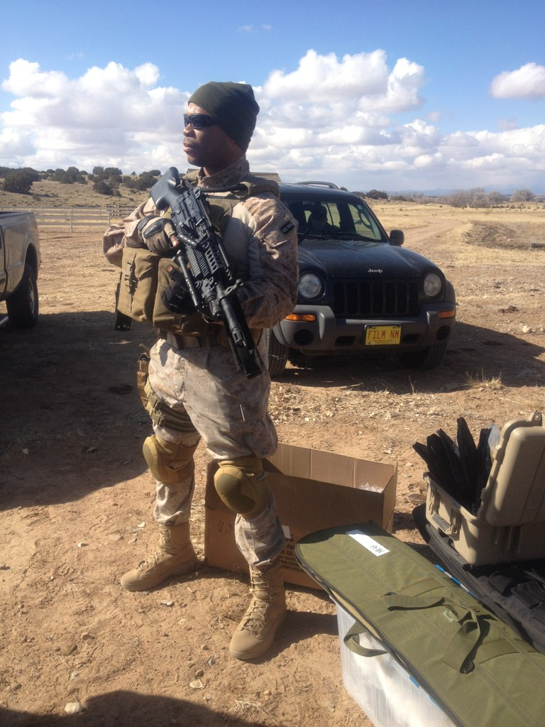 Code Name: Geronimo - Xzibit training with Navy SEALs 2