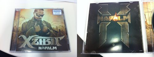 Xzibit Napalm 2012 Released In Australia