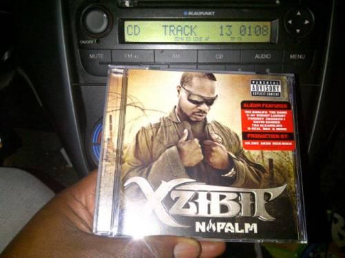 Xzibit Napalm Album Released in Europe October 5