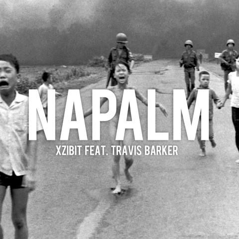 Xzibit Napalm Single Cover