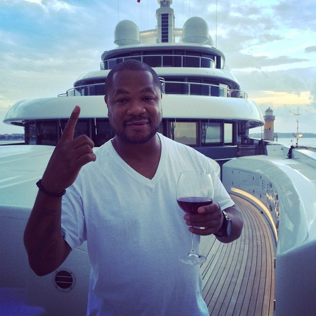 xzibit-on-deck-dr-dre-yacht