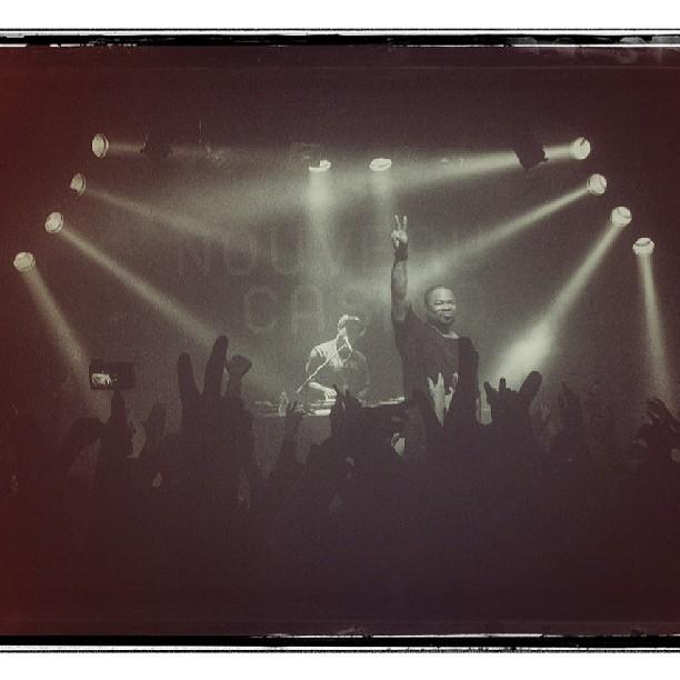 Xzibit Performing in Paris, France at Nouveau Casino 2