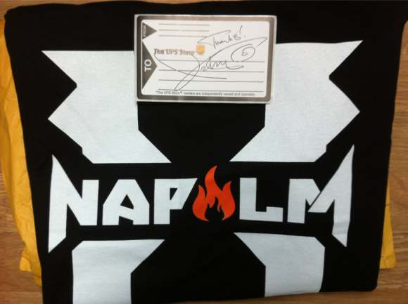 Xzibit Sends Fans T-shirts to say Thanks 2