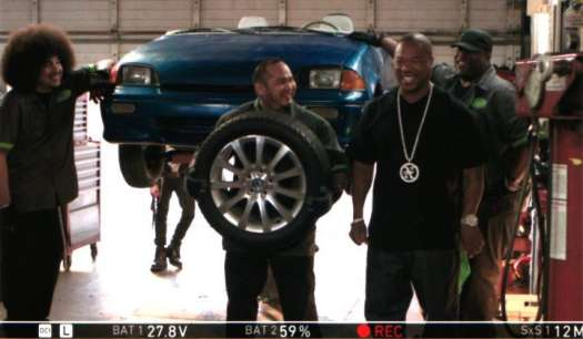 Xzibit Skoda Commercial 1