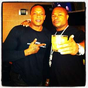 Xzibit With Dr. Dre