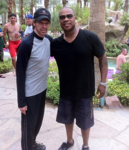 Xzibit with Jerry Bruckheimer