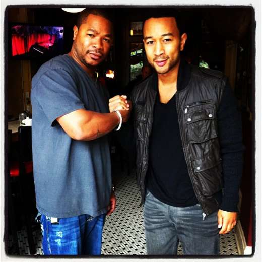 Xzibit with John Legend